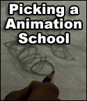 How to choose the right Animation School for you.